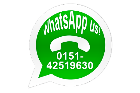 New WhatsApp service for our guests: